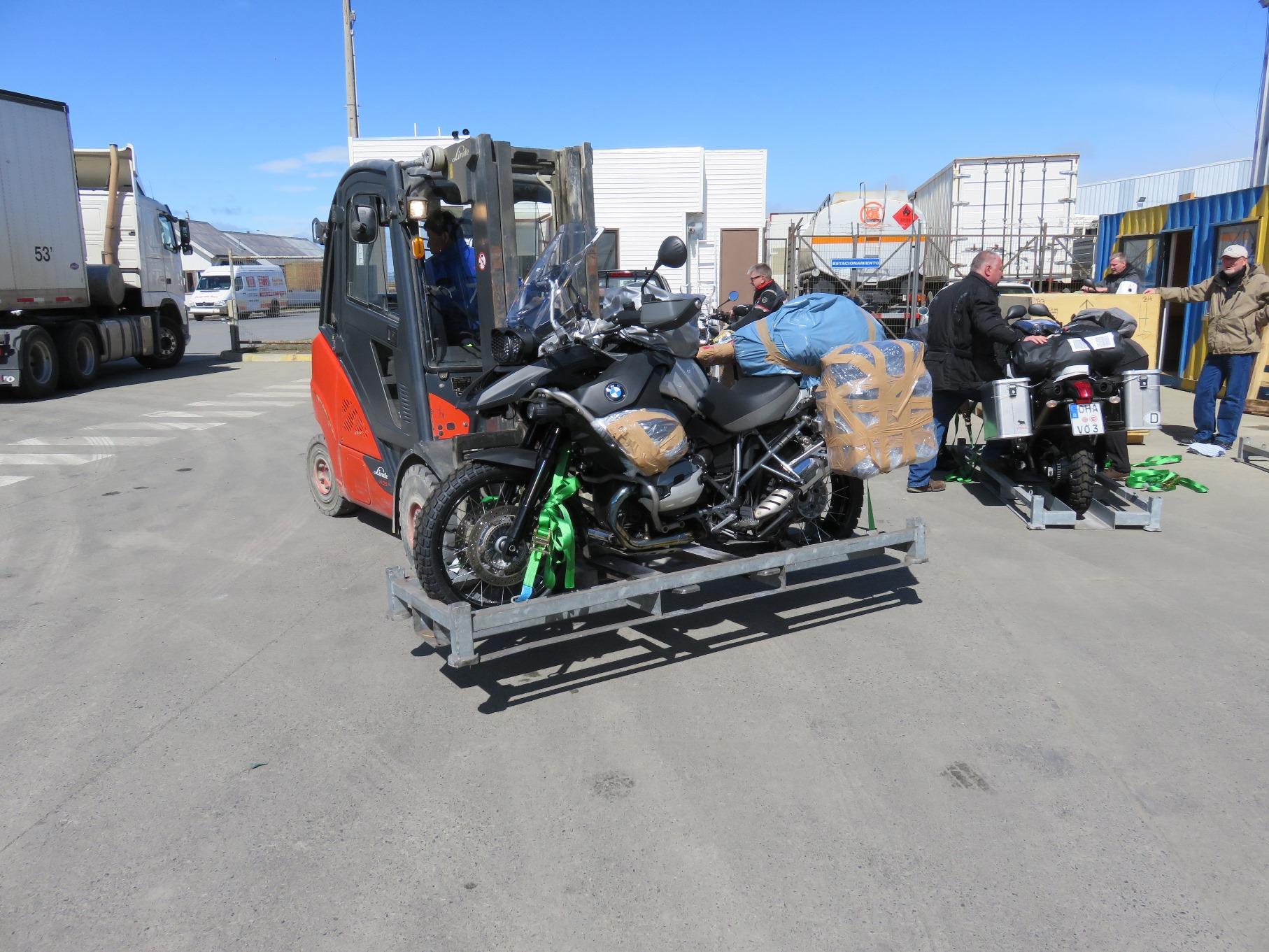 Ankunft Moped7